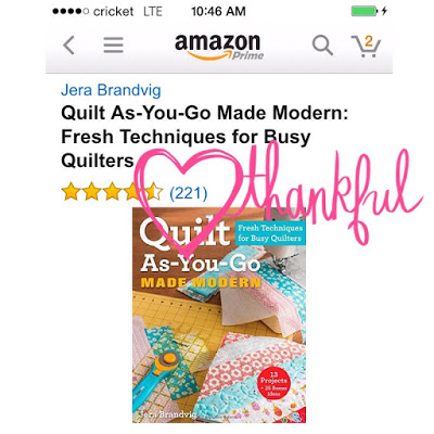 http://www.amazon.com/gp/product/1607059010?keywords=quilt%20as%20you%20go%20made%20modern%20amazon&qid=1448002738&ref_=sr_1_1&sr=8-1
