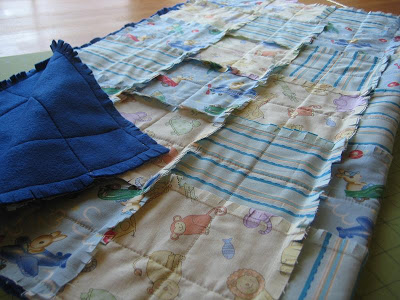 """Frayed Seams Quilt"" Free Quilt Pattern designed by Jera Brandvig from Quilting in the Rain"