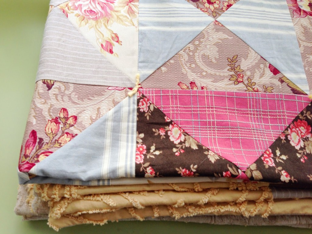 No Batting Quilt Quilting In The Rain